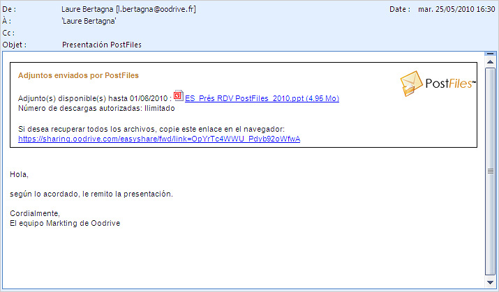envio archivos pesados por mail2
