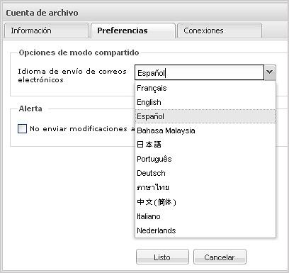 conexión multilingüe