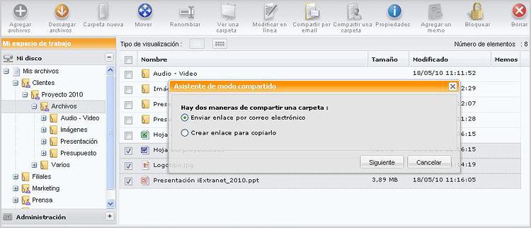 envio archivos1